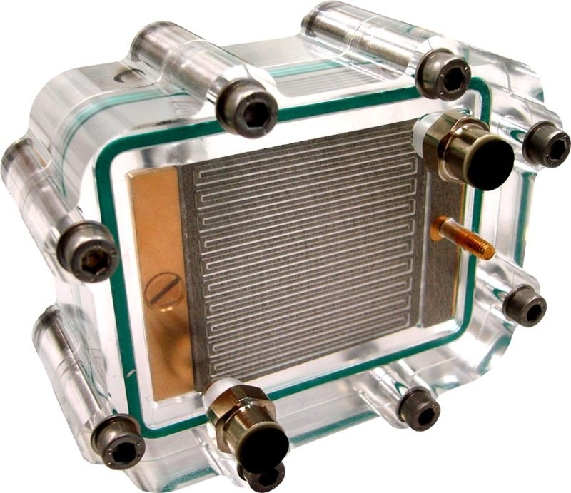 clear-fuel-cell